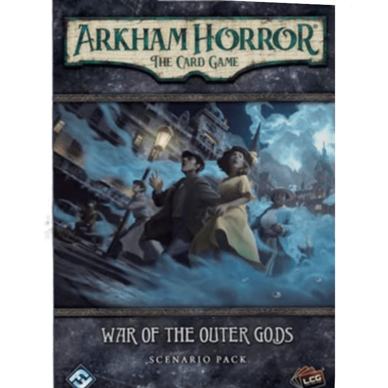Arkham Horror: The Card Game – War of the Outer Gods: Scenario Pack (PRE-ORDER)