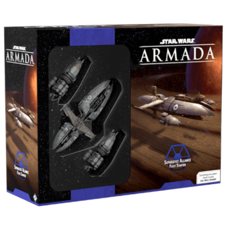 Star Wars: Armada – Separatist Alliance Fleet Starter Set