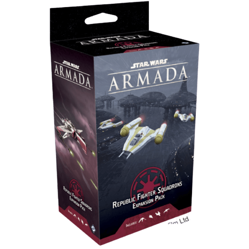 Star Wars: Armada – Republic Fighter Squadrons Expansion Pack (PRE-ORDER)