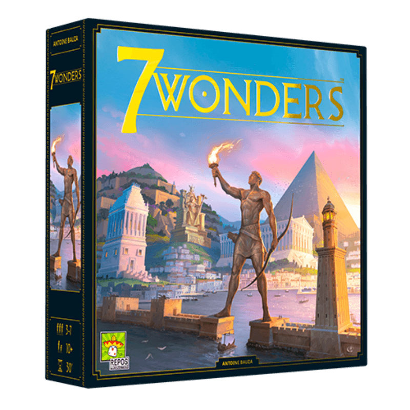 7 Wonders (New Edition) (PRE-ORDER)
