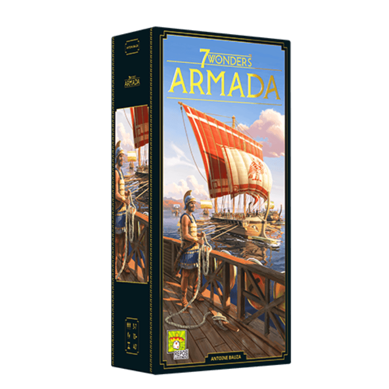 7 Wonders: Armada (New Edition) (PRE-ORDER)