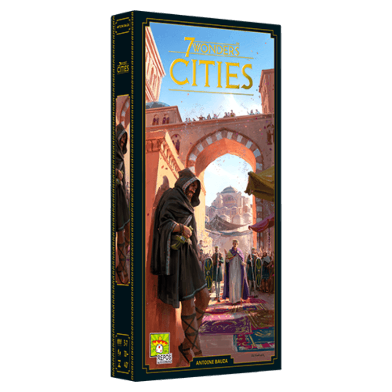 7 Wonders: Cities (New Edition) (PRE-ORDER)