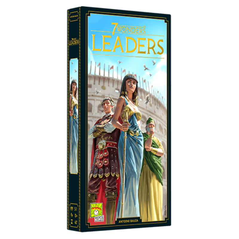 7 Wonders: Leaders (New Edition)