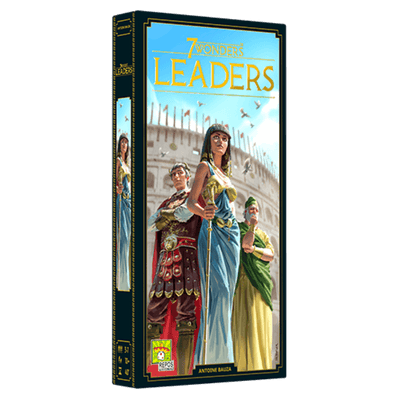 7 Wonders: Leaders (New Edition) (PRE-ORDER)