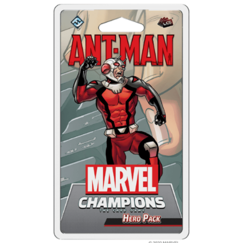 Marvel Champions: The Card Game – Ant-Man (Hero Pack)