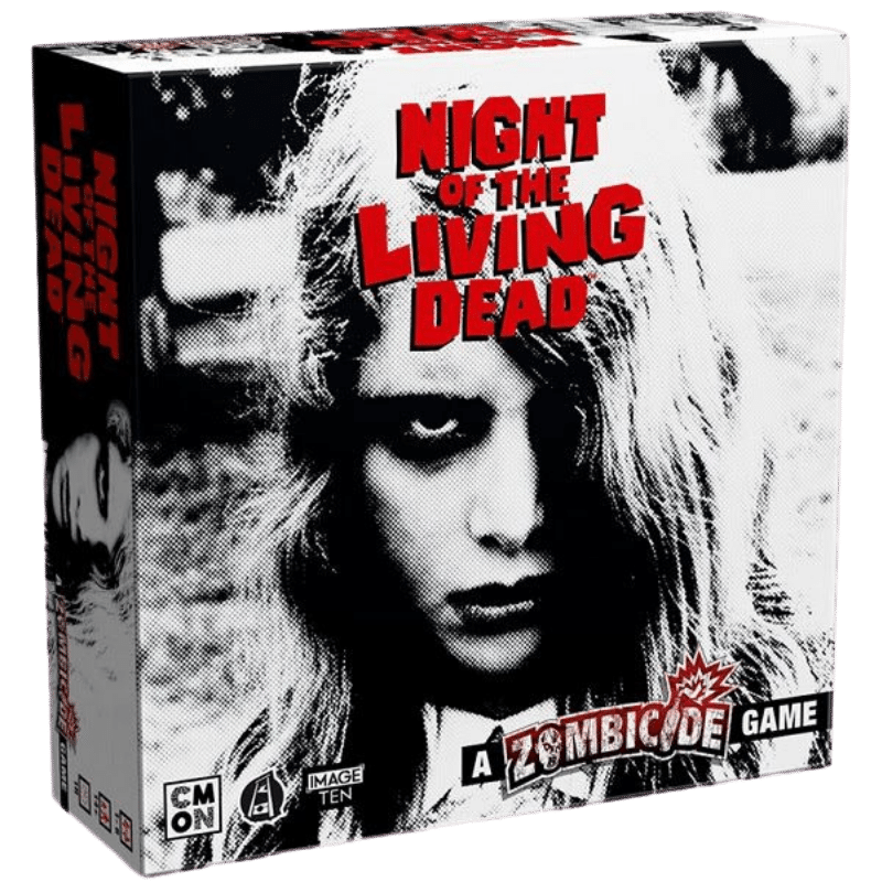 Night of the Living Dead: A Zombicide Game (PRE-ORDER)