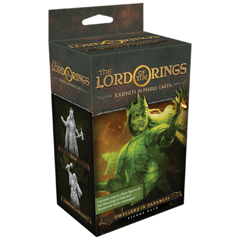 The Lord of the Rings: Journeys in Middle-earth – Dwellers in Darkness Figure Pack (PRE-ORDER)