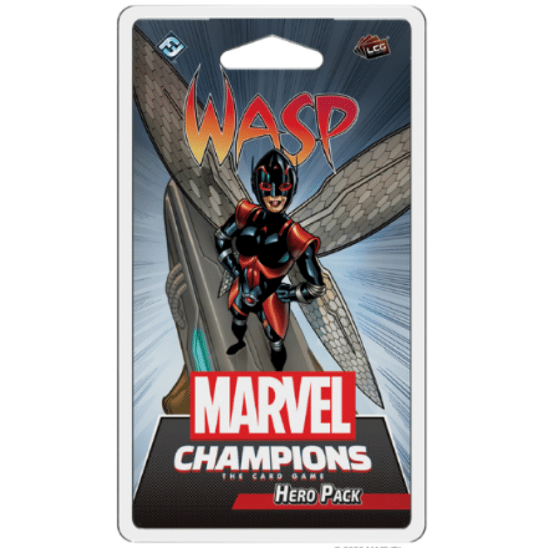 Marvel Champions: The Card Game – Wasp (Hero Pack) (PRE-ORDER)