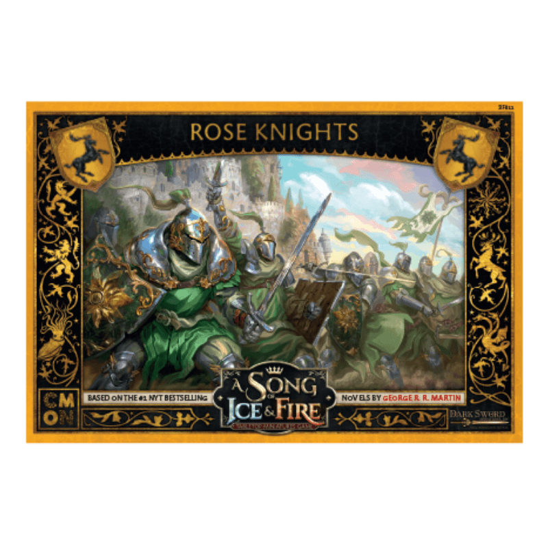 A Song of Ice & Fire: Rose Knights