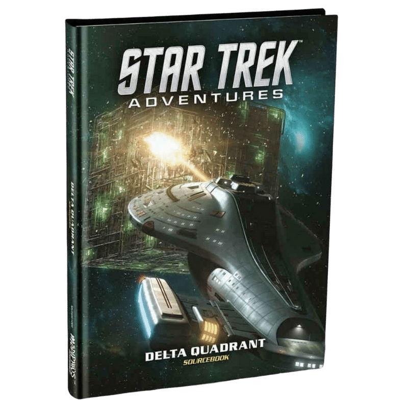 Star Trek Adventures: Delta Quadrant Sourcebook