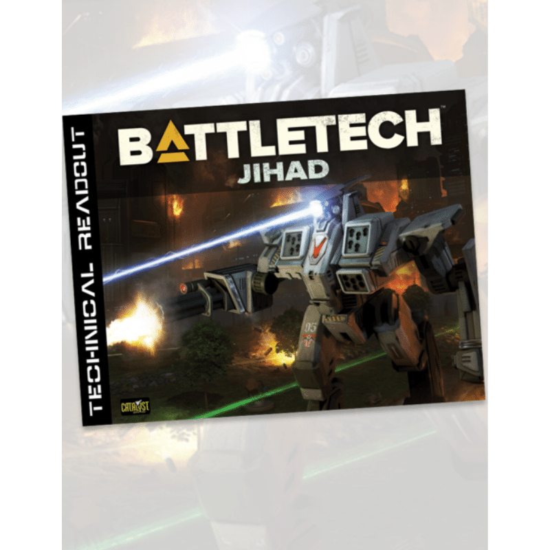 BattleTech: Technical Readout - Jihad