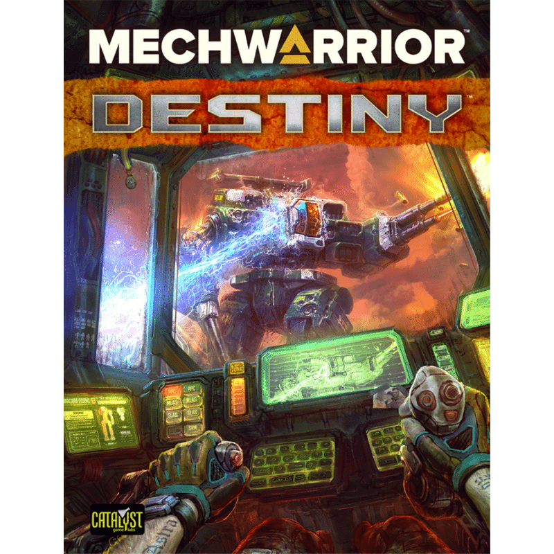 BattleTech: MechWarrior - Destiny