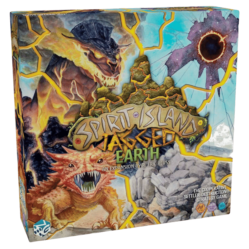 Spirit Island: Jagged Earth
