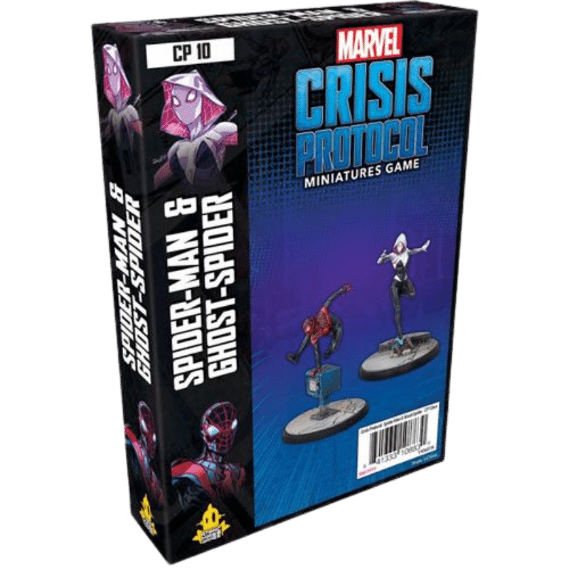 Marvel: Crisis Protocol – Spider-Man & Ghost-Spider