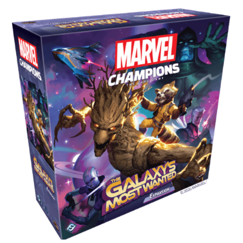 Marvel Champions: The Card Game – The Galaxy's Most Wanted Expansion (PRE-ORDER)