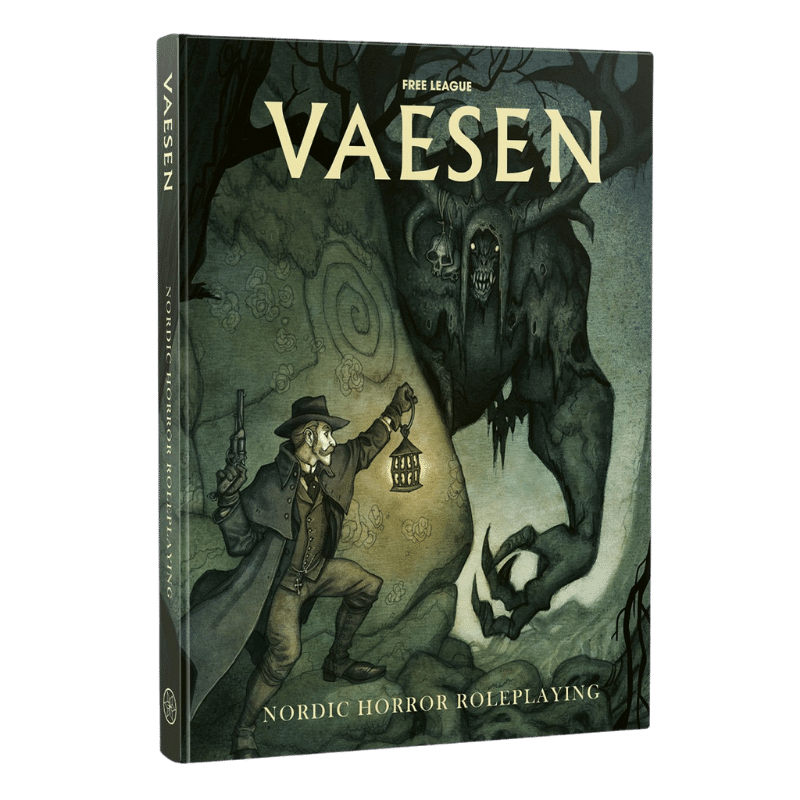 Vaesen - Nordic Horror Roleplaying