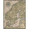 Vaesen RPG GM Screen & Map