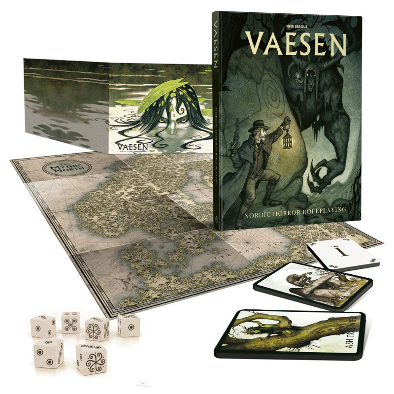 Vaesen RPG Bundle