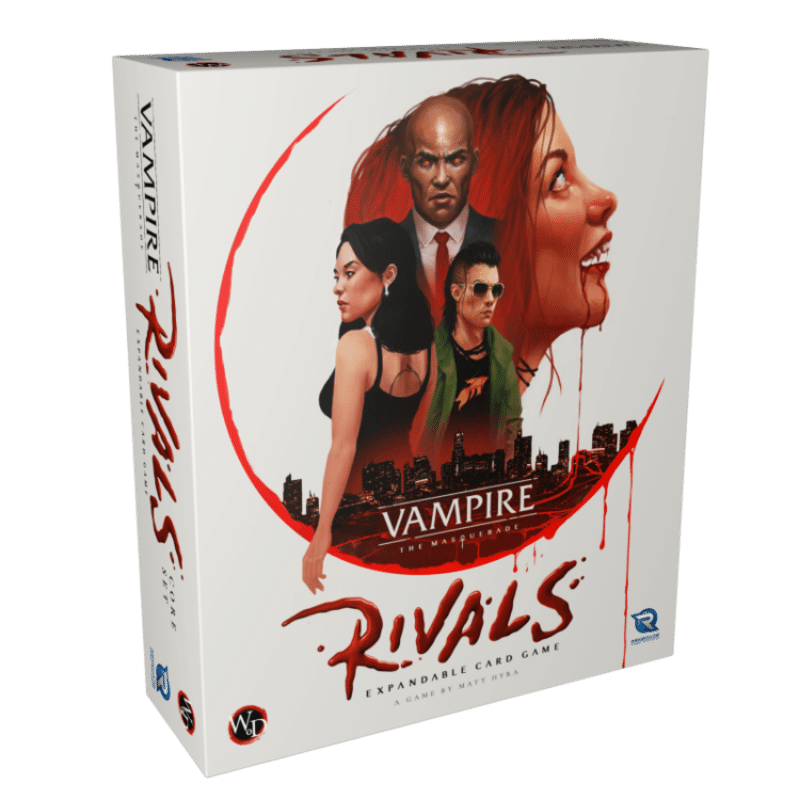 Vampire: The Masquerade – Rivals Expandable Card Game (PRE-ORDER)