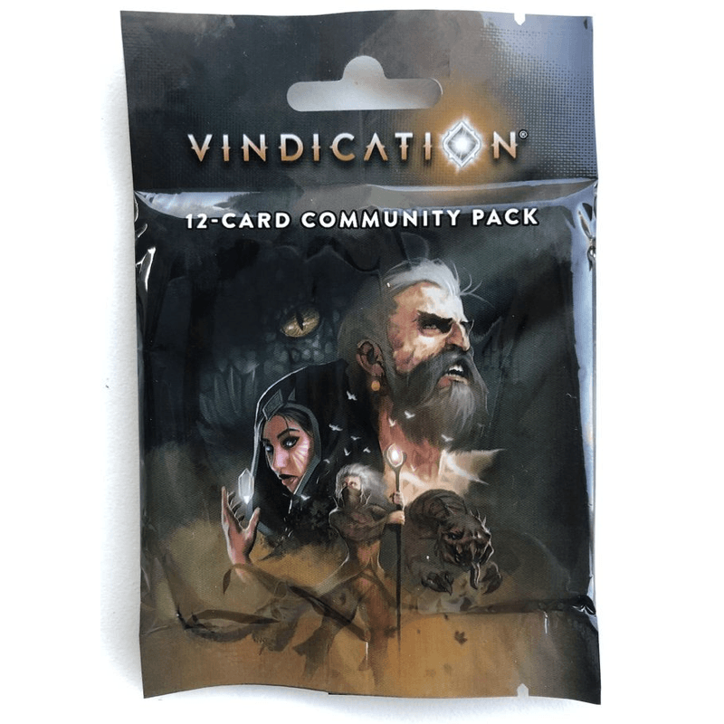 Vindication: Community Pack