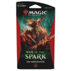 Magic the Gathering: War of the Spark Theme Booster Single - Red