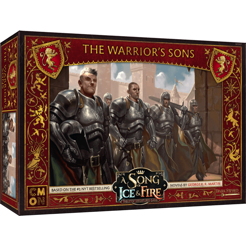 A Song of Ice & Fire: Tabletop Miniatures Game – The Warrior's Sons