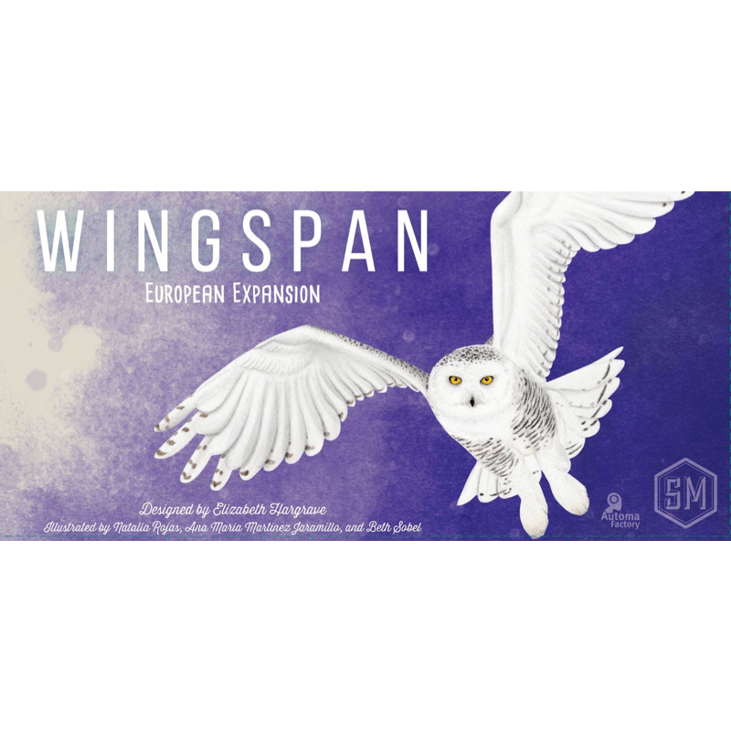 Wingspan: European Expansion (PRE-ORDER)