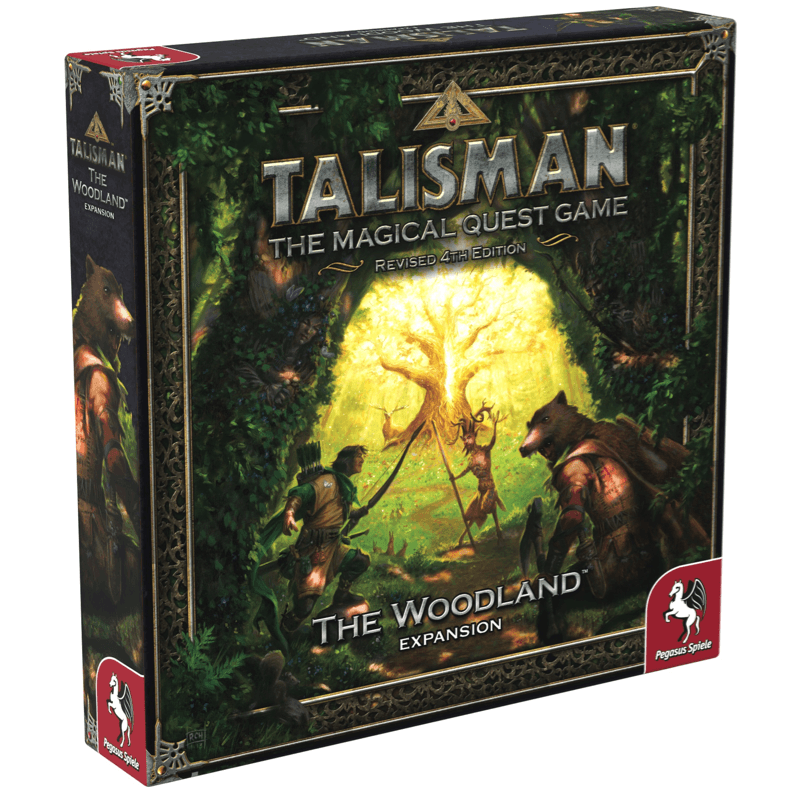 Talisman: The Woodland (Expansion)