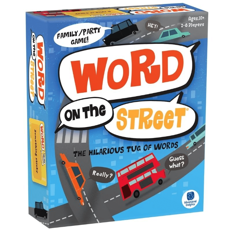 Word on the Street (PRE-ORDER)