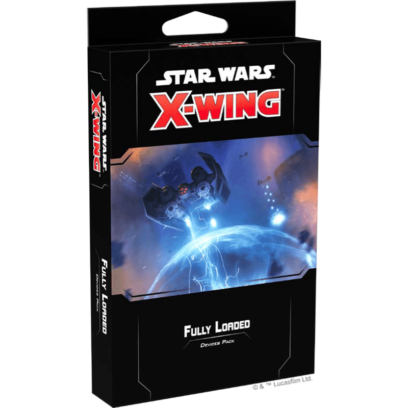 Star Wars: X-Wing (Second Edition) – Fully Loaded Devices Pack (PRE-ORDER)