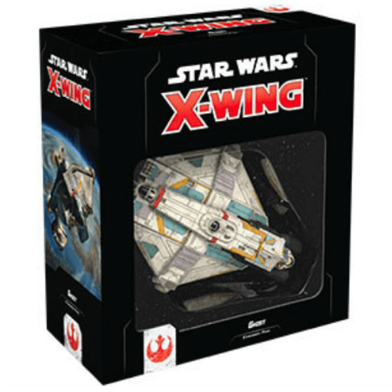 Star Wars: X-Wing (Second Edition) – Ghost Expansion Pack (PRE-ORDER)