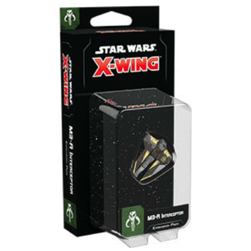 Star Wars: X-Wing (Second Edition) – M3-A Interceptor Expansion Pack