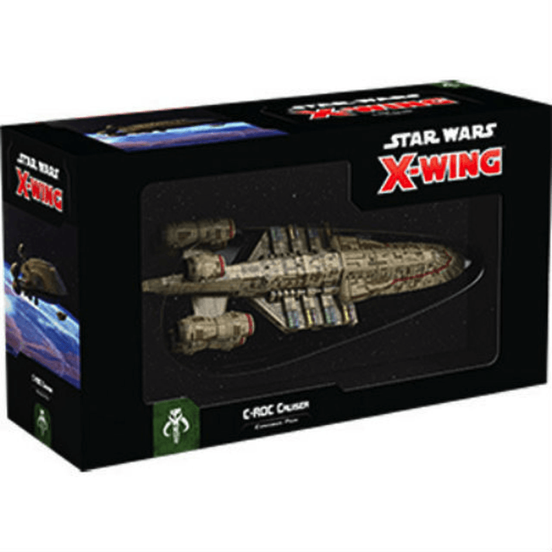 Star Wars: X-Wing (Second Edition) – C-ROC Cruiser Expansion Pack (PRE-ORDER)