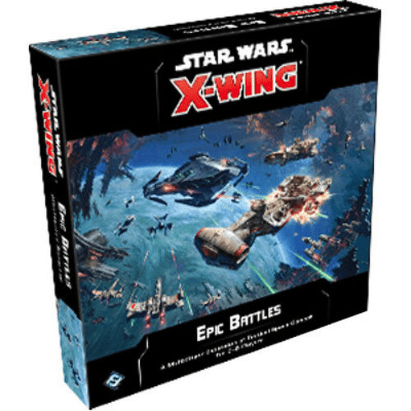 Star Wars: X-Wing (Second Edition) – Epic Battles Multiplayer Expansion