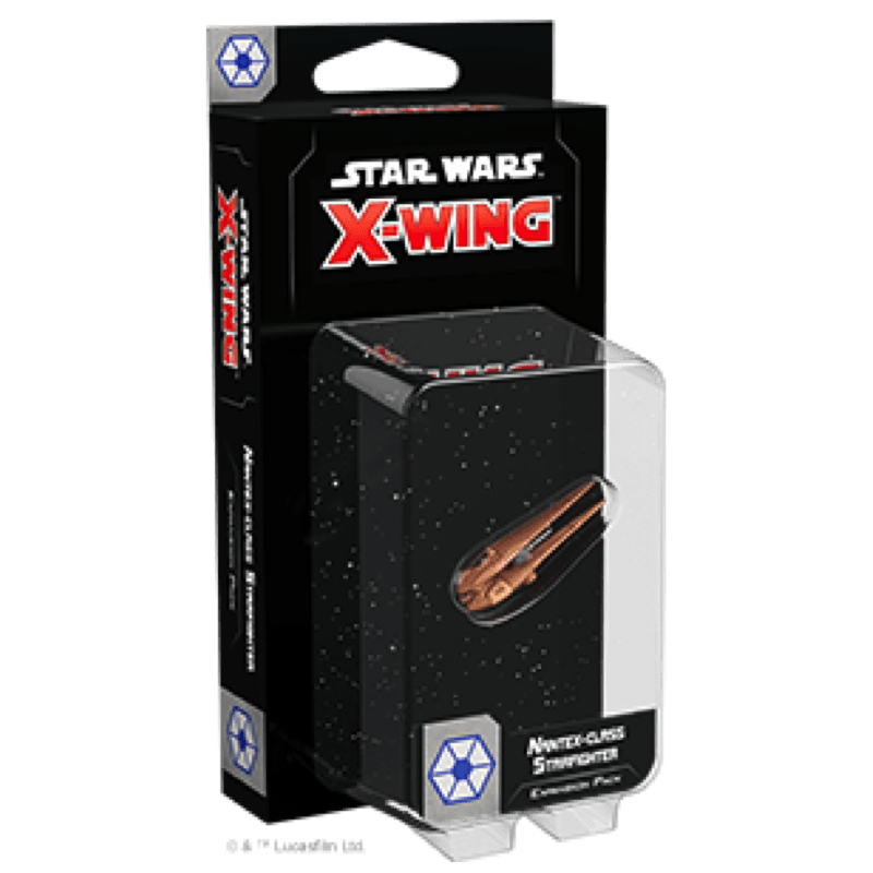 Star Wars: X-Wing (Second Edition) – Nantex-class Starfighter Expansion Pack (PRE-ORDER)