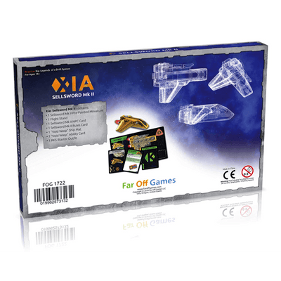 Xia: Legends of a Drift System – Sellsword Mk II
