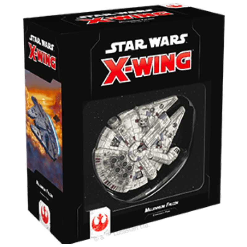 Star Wars: X-Wing (Second Edition) – Millennium Falcon Expansion Pack