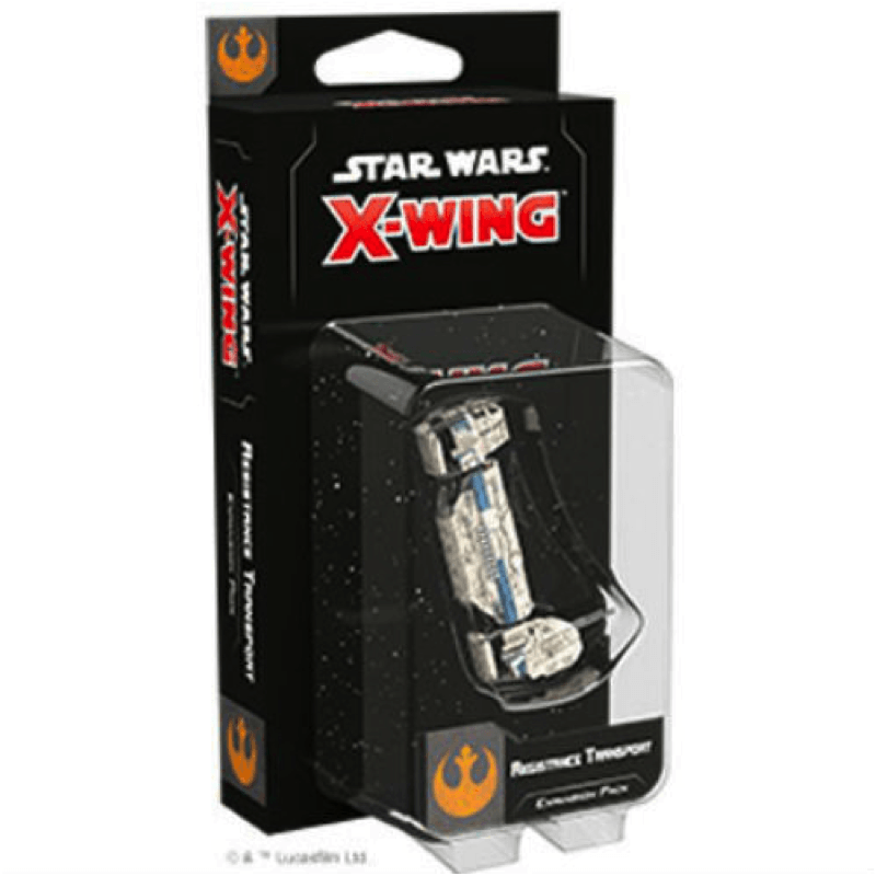 Star Wars: X-Wing (Second Edition) – Resistance Transport Expansion Pack