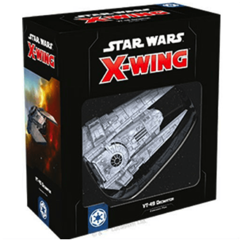 Star Wars: X-Wing (Second Edition) – VT-49 Decimator Expansion Pack (PRE-ORDER)