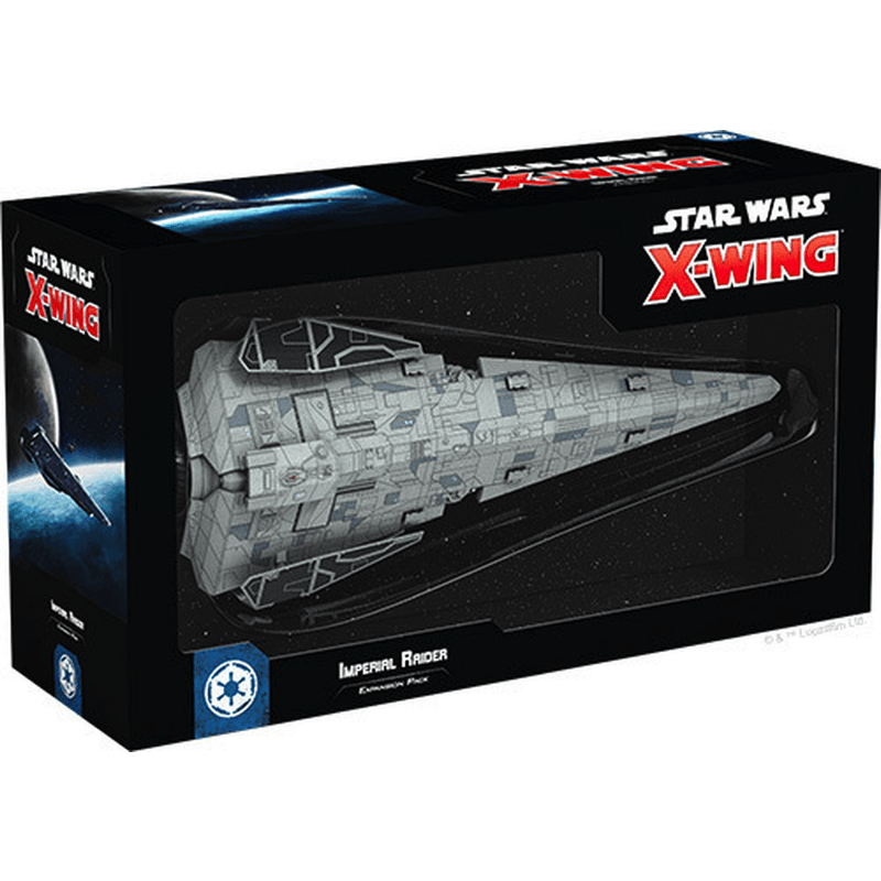 Star Wars: X-Wing (Second Edition) – Imperial Raider Expansion Pack (PRE-ORDER)