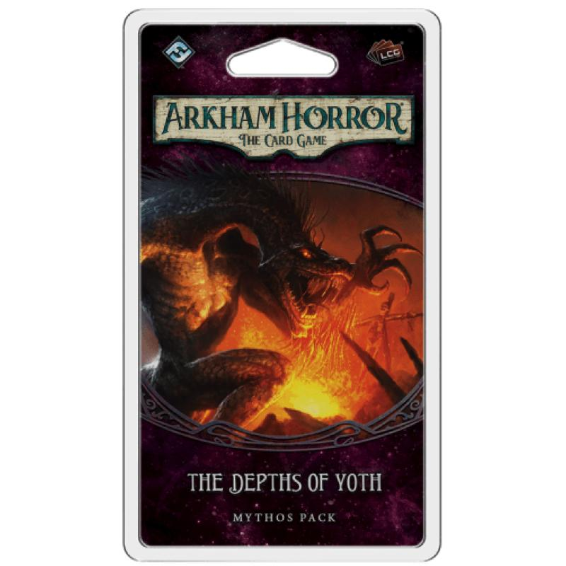 Arkham Horror: The Card Game – The Depths of Yoth Mythos Pack
