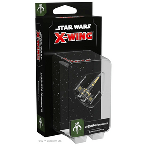 Star Wars: X-Wing (Second Edition) – Z-95-AF4 Headhunter Expansion Pack (PRE-ORDER)