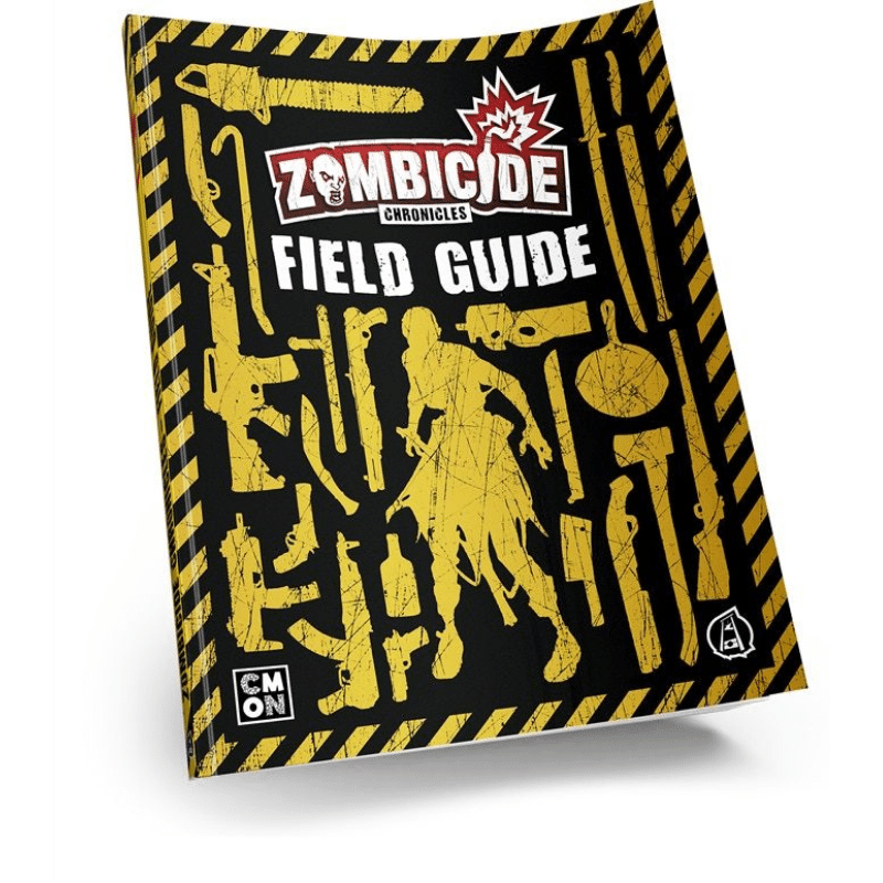 Zombicide: Chronicles RPG: Field Guide (PRE-ORDER)
