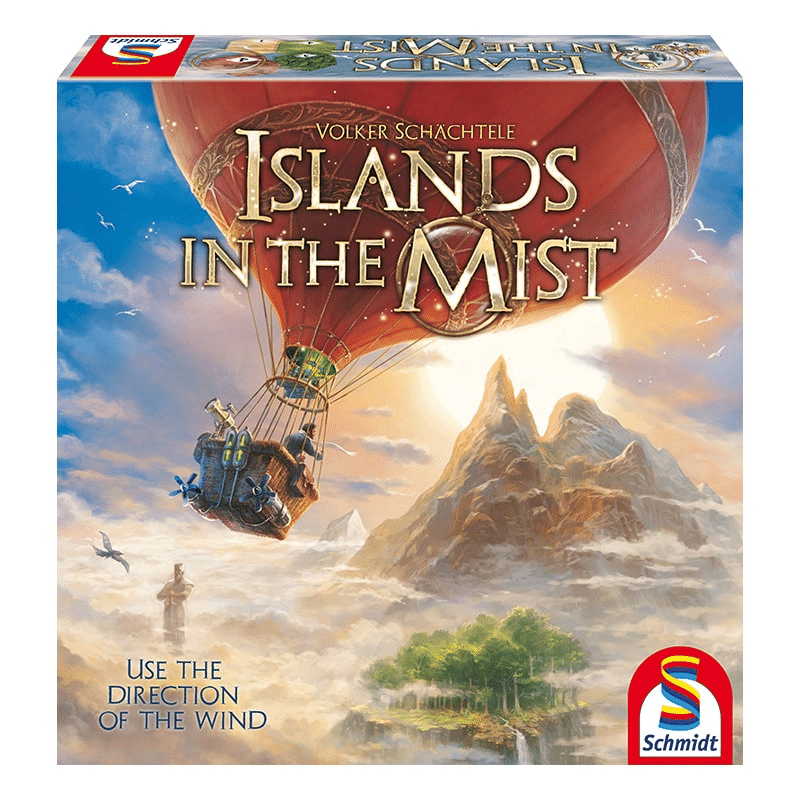 Islands in the Mist (PRE-ORDER)