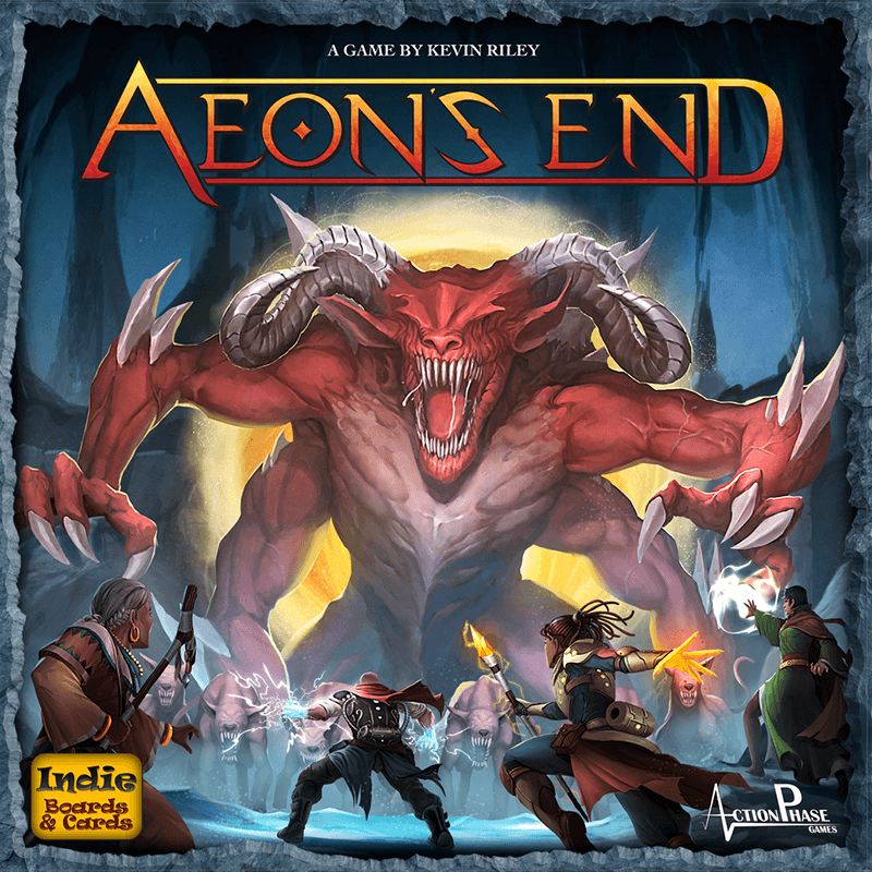 Aeon's End - Thirsty Meeples
