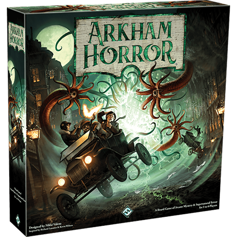 Arkham Horror (Third Edition)