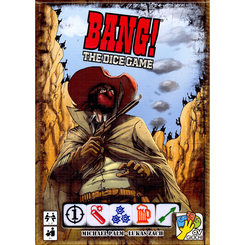 Bang! The Dice Game - Thirsty Meeples