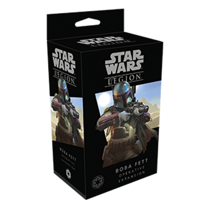 Star Wars: Legion – Boba Fett Operative Expansion