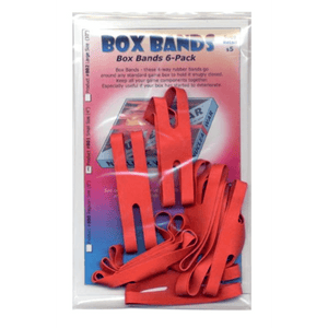 Box Bands: Red (small size)