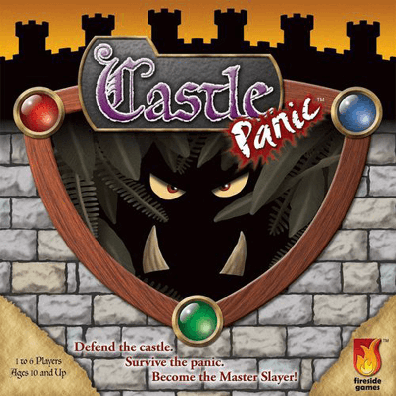 Castle Panic - Thirsty Meeples